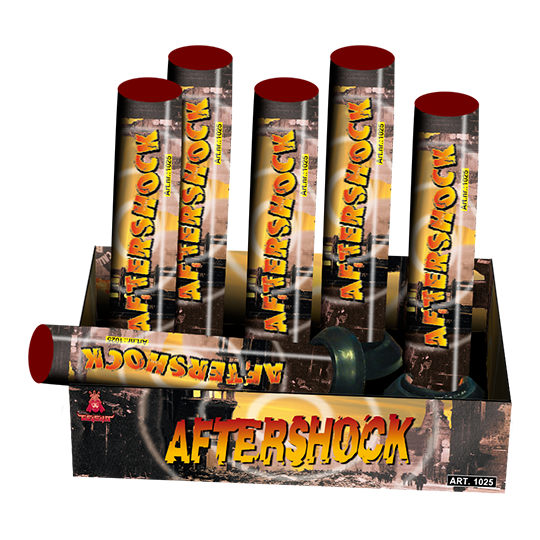Aftershock XL 6 mortieren