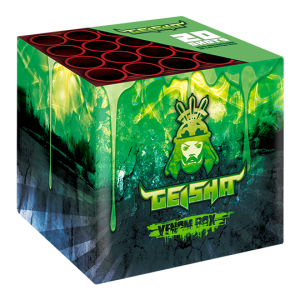 Venom Box 20 shots - 500 gram