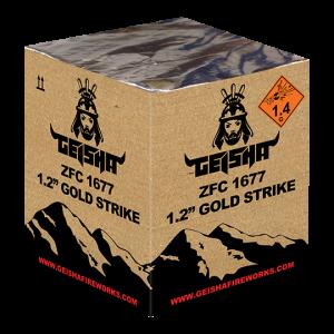 Gold Strike 26 shots - 500 gram