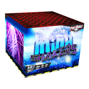 Mind Shakers 65 shots - 500 gram
