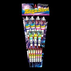 Mega Shot Rockets 13 pijlen