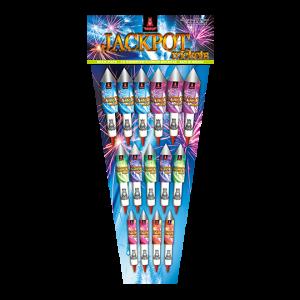 Jackpot Rockets 15 pijlen