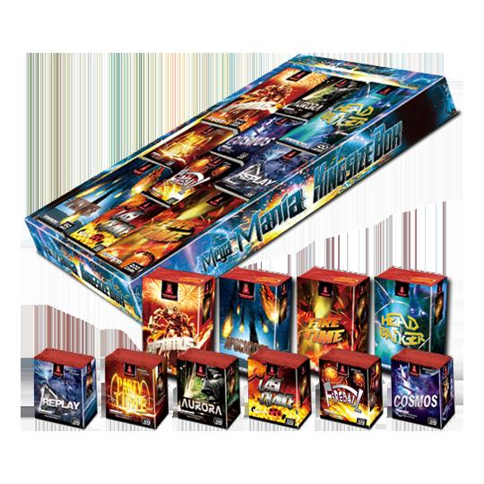 Mania Kingsize Box XXL