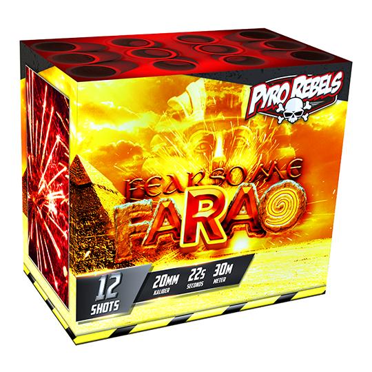 Fearsome Farao 12 shots- 73 gram