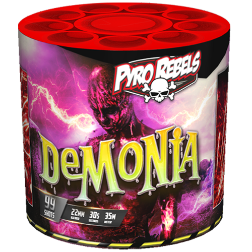 Demonia 9 shots - 48 gram