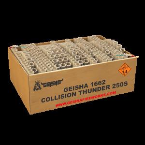 Collision Thunder 250 shots - 2992 gram