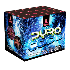 Pyro Code 31 shots - 360 gram