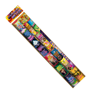 Feuerwerk meter pakket XXL