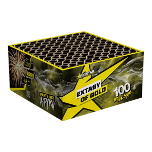 Extacy of Gold Box 100 shots - 1105 gram