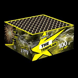 Templar Box 100 shots - 1500 gram