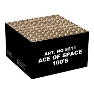 Ace Of Space compound ZFC8211 100 shots – 1500 gram