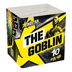 The Goblin 10 shots - 156 gram 1+1 gratis