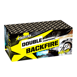 Double Backfire 72 shots - 2000 gram