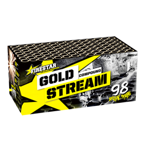 Gold Stream compound 98 shots - 1000 gram