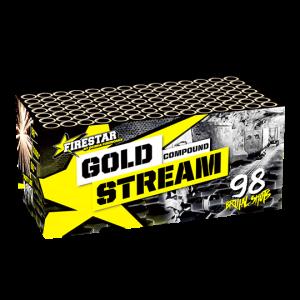 Gold Stream 98 shots - 1000 gram