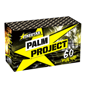 Palm Project 60 shots - 805 gram