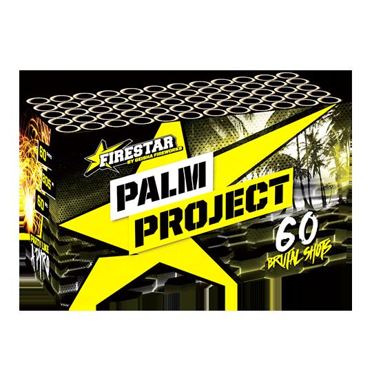 Palm Project 60 shots - 805 gram