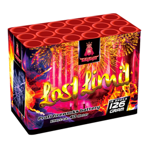 Lost Limit 18 shots - 126 gram