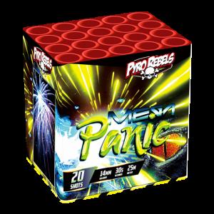 Panic 20 shots - 108 gram
