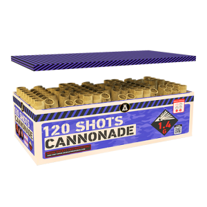 Cannonade 120 shots Compound - G.W. 13KG
