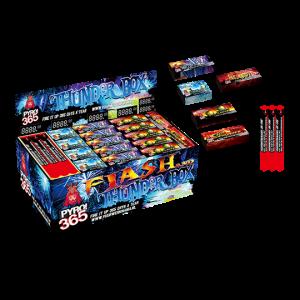 365 Thunder And Flash Box