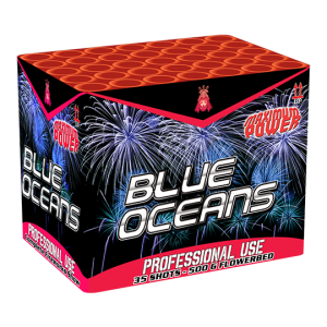 Blue Oceans 36 shots - 500 gram