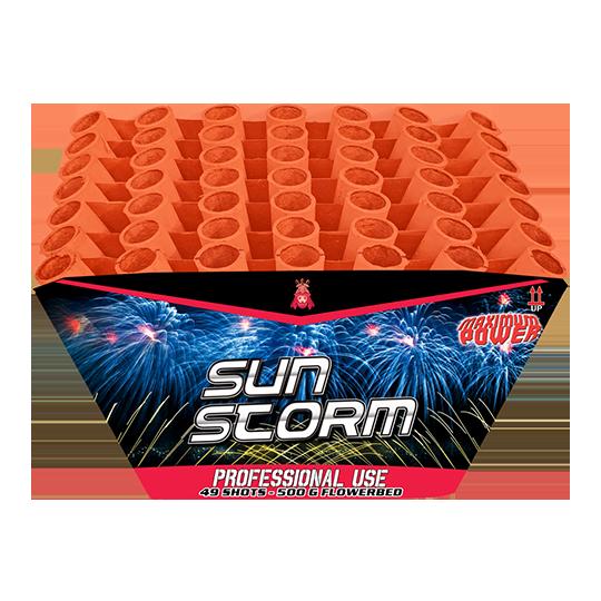 Sun Storm 49 shots  - 500 gram