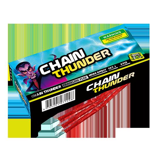 Chainthunder 8 stuks
