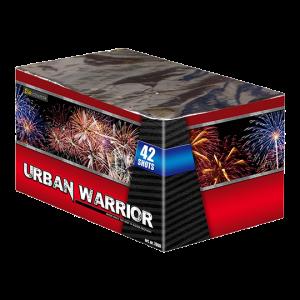 Urban Warrior 42 shots - 500 gram