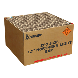 1.2″ Northern Light Compound EXP ZFC8326 100 shots – G.W. 22.5KG