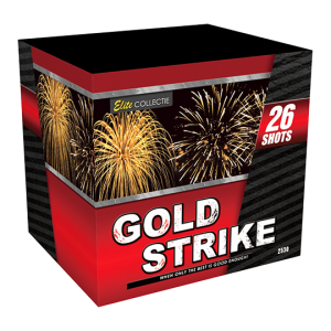 Gold Strike 26 shots - 390 gram