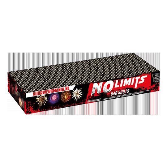 No Limits Flowerbed Compound - 640 Shots